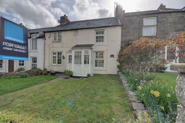 2 bed terraced house for sale in Bartons Row, Egton, Whitby