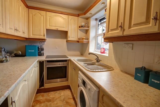 Kitchen of Rogerstone Avenue, Penkhull, Stoke-On-Trent ST4