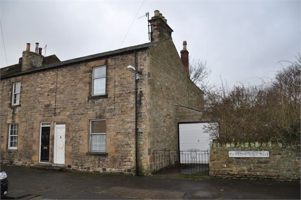 Thumbnail End terrace house for sale in John Martin Street, Haydon Bridge