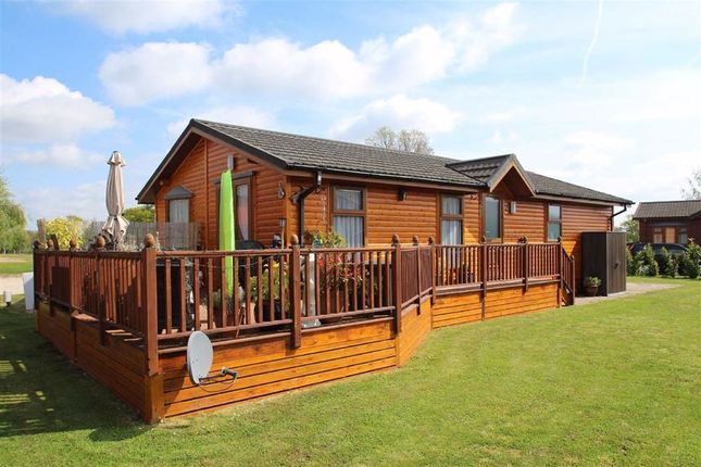 Thumbnail Mobile/park home for sale in Festival Close, Weeley, Clacton-On-Sea