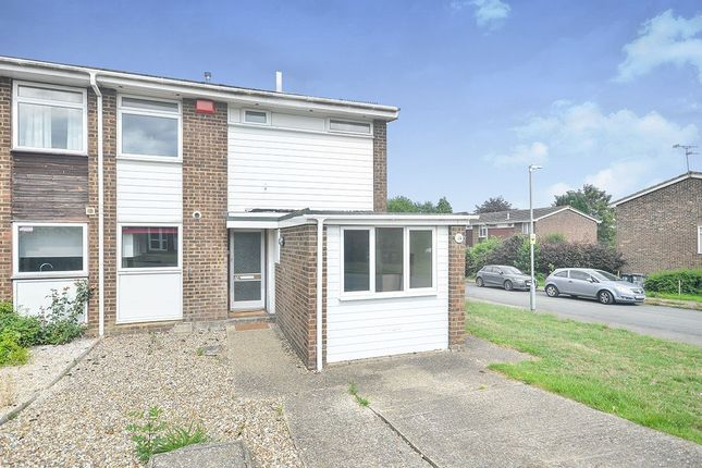 Thumbnail Semi-detached house for sale in Kemsing Gardens, Canterbury