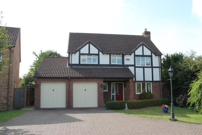 4 bed detached house to rent in Sovereign Chase, Staunton, Gloucester GL19