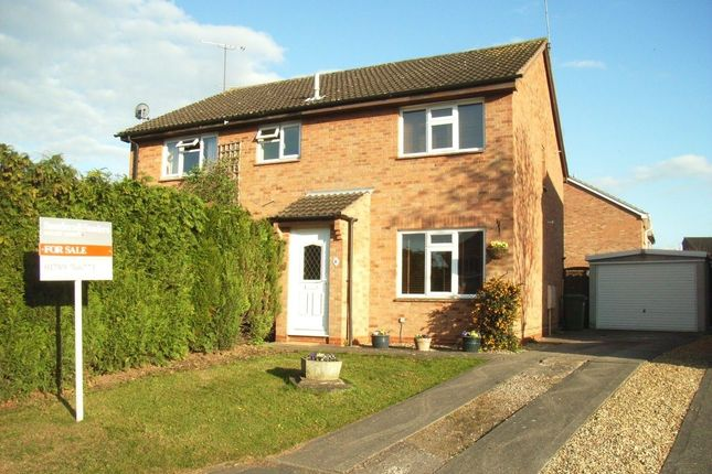 2 bed semi-detached house for sale in Horton Close, Alcester B49
