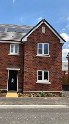 Thumbnail Semi-detached house to rent in Knott Drive, North Stoneham Park, Eastleigh