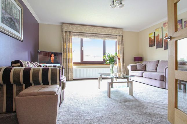 Thumbnail Detached house for sale in Crombie Acres, Skene, Westhill