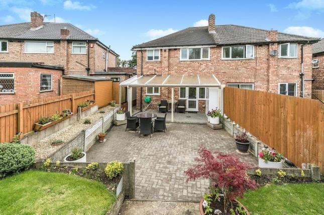 Rear Garden of Alvechurch Road, Northfield, Birmingham, West Midlands B31
