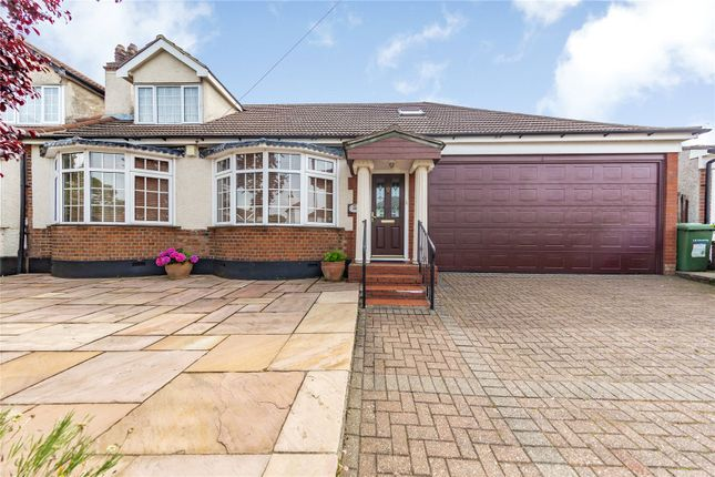 Thumbnail Bungalow for sale in Grey Towers Avenue, Hornchurch
