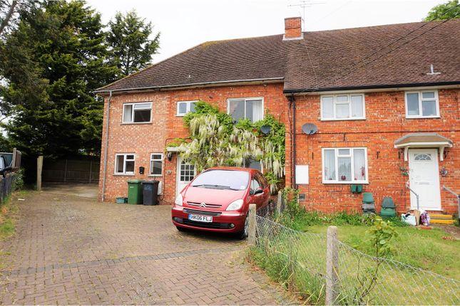 Thumbnail Semi-detached house for sale in Edward Road, Alton