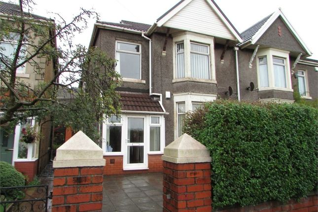 Thumbnail Semi-detached house for sale in Park View, Taibach, Port Talbot, West Glamorgan
