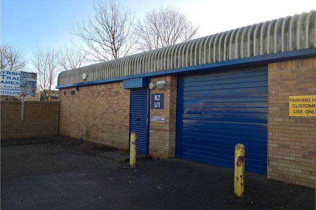 Thumbnail Industrial to let in Block 2 Unit 1, Glencairn Industrial Estate, Kilmarnock