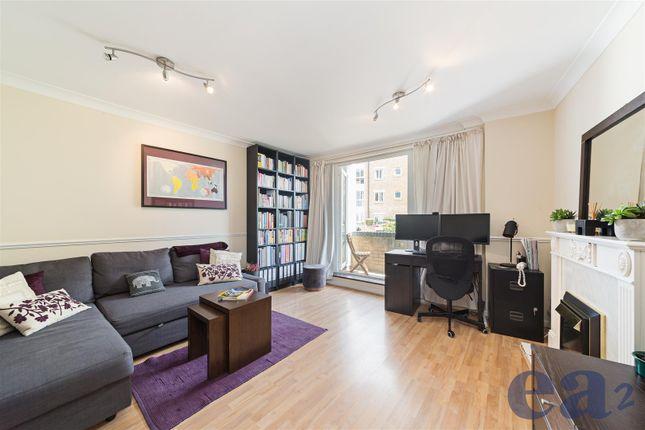Lounge of Hermitage Waterside, Wapping, London E1W