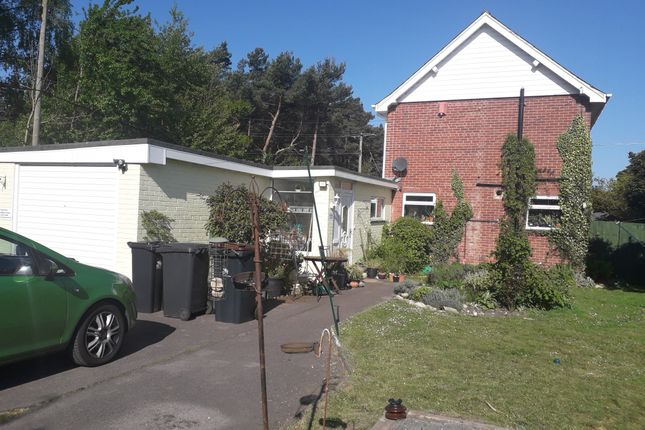 Thumbnail Detached house for sale in Station Road Holton Heath, Poole