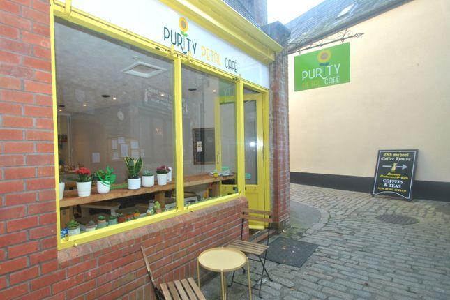 Thumbnail Restaurant/cafe for sale in 3 Church Lane, Barnstaple