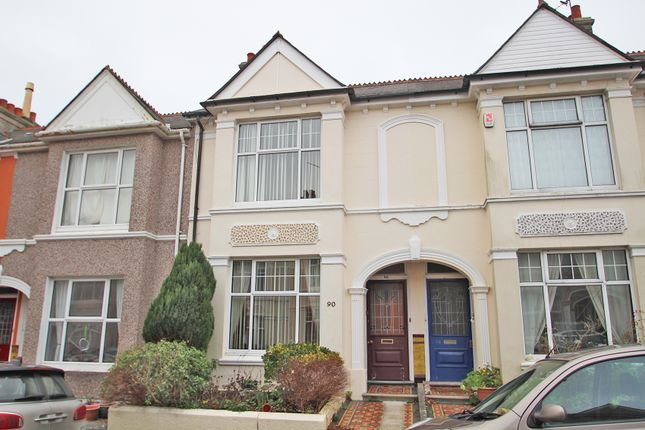 Thumbnail Terraced house for sale in Glendower Road, Peverell, Plymouth