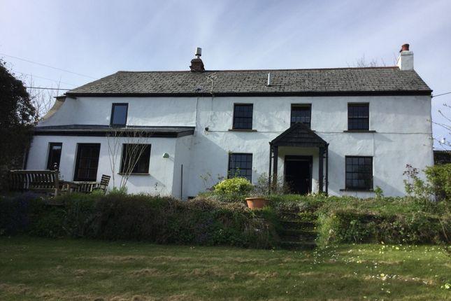Thumbnail Detached house for sale in Kentisbury, Barnstaple, Devon