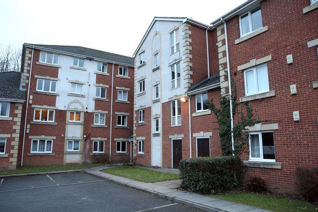 Thumbnail Flat to rent in Montagu Court, Marlborough Drive, Darlington