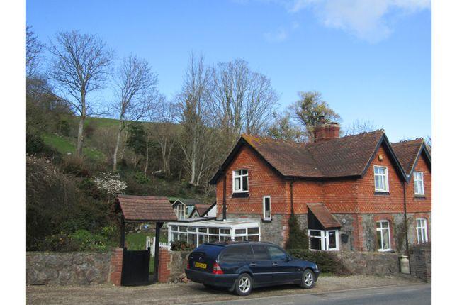 Thumbnail Cottage for sale in Newton Road, Bishopsteignton