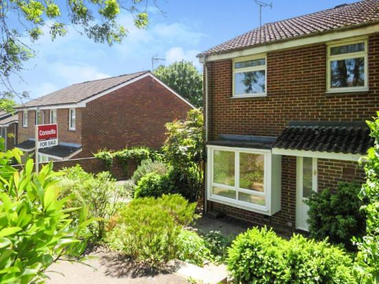 Thumbnail End terrace house to rent in Elder Close, Badger Farm, Winchester
