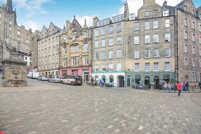Thumbnail 2 bed flat for sale in Edmonstones Close, Edinburgh