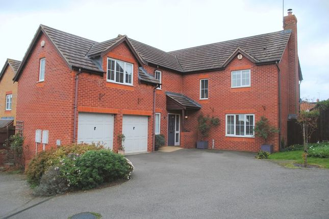 Thumbnail Detached house for sale in Coniston Close, Higham Ferrers, Rushden