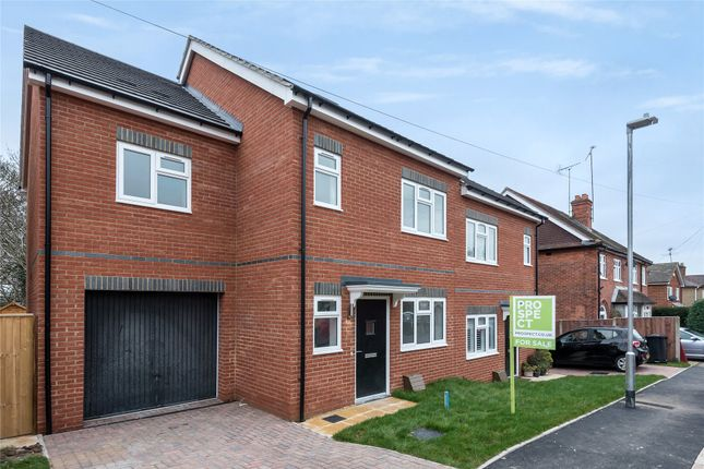 Thumbnail Semi-detached house for sale in Westbourne Terrace, Reading, Berkshire