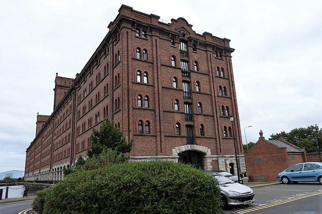 Thumbnail Flat to rent in Waterloo Warehouse, City Centre, Liverpool