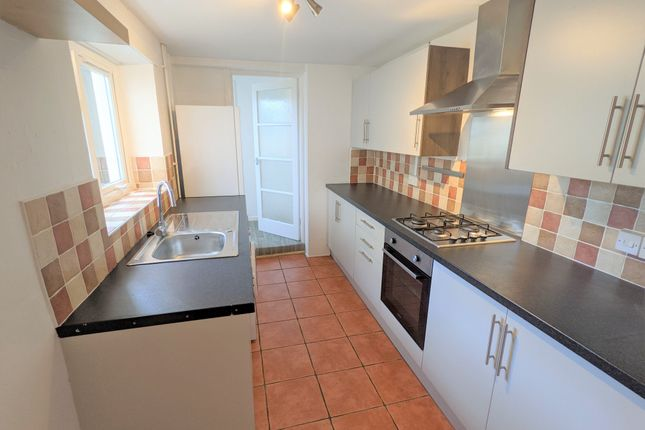 Thumbnail Terraced house to rent in Dock Street, Penarth