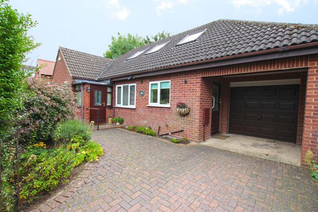Thumbnail Detached bungalow for sale in St. Johns Avenue, Rugby