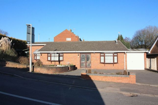 Thumbnail Detached bungalow for sale in Chase Road, Dudley