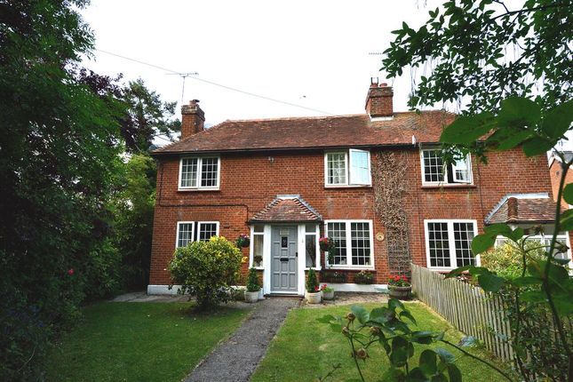 Thumbnail Semi-detached house for sale in Dargate, Faversham
