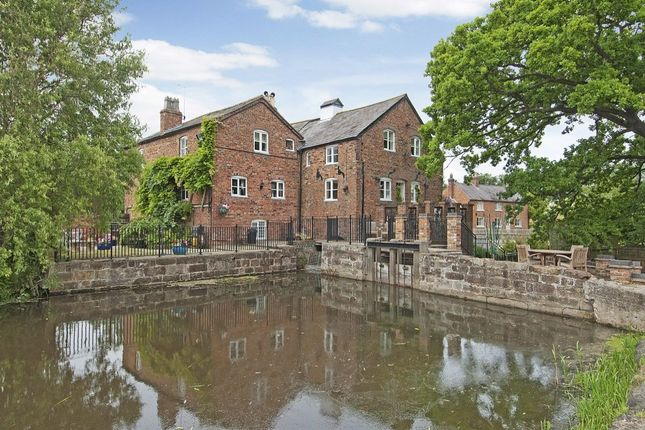 Thumbnail Detached house for sale in Coddington Mill Mill Lane, Coddington, Chester
