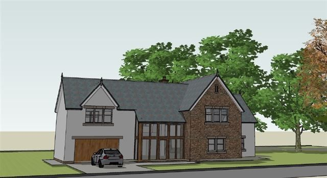 Thumbnail Detached house for sale in The Croftlands, Heads Nook, Brampton, Cumbria