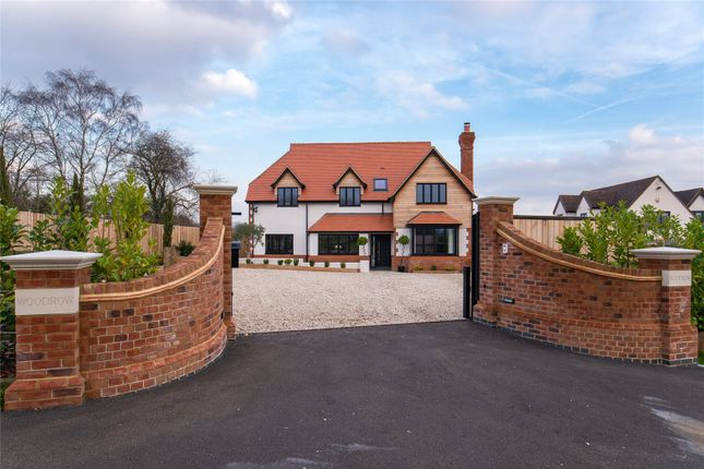 Thumbnail Detached house for sale in School Road, Toot Hill, Ongar