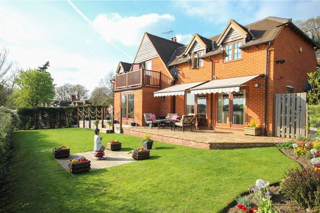 Thumbnail Detached house for sale in Hazeley Bottom, Hartley Wintney, Hook