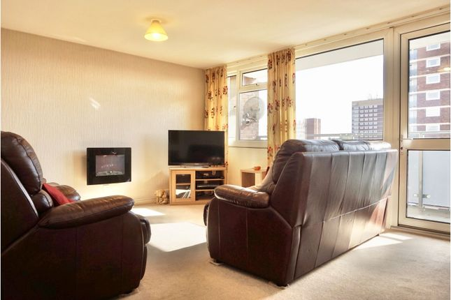 Living Room of Lichfield Street, Tamworth B79