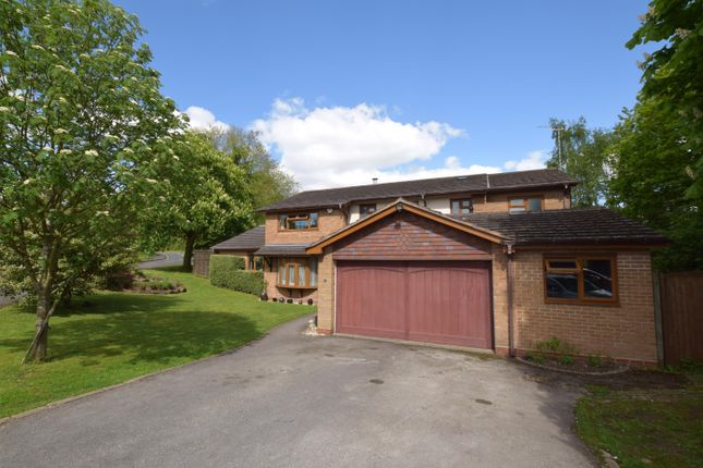 Thumbnail Detached house for sale in White House Way, Solihull