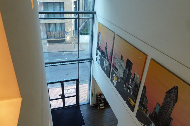 Thumbnail Flat for sale in (Copy Of) Essex Street, City Centre, Birmingham
