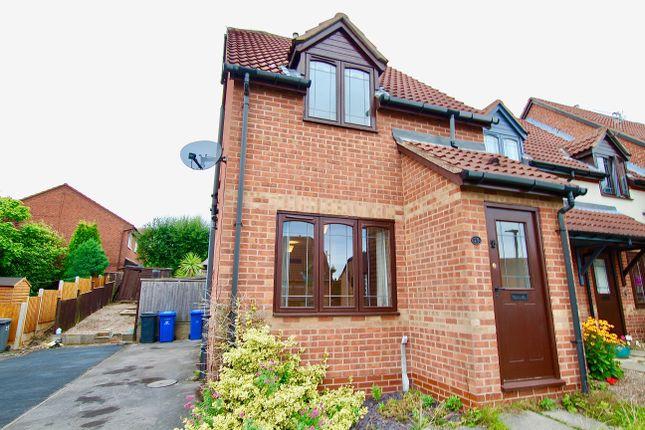 Front of Seagrave Close, Oakwood, Derby DE21