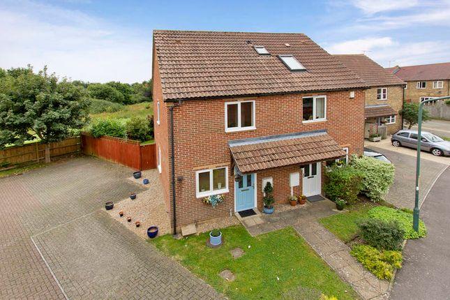 Thumbnail Semi-detached house for sale in Cobbetts Way, Edenbridge