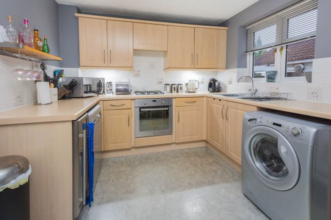Kitchen of Lodge Way, Irthlingborough, Wellingborough NN9