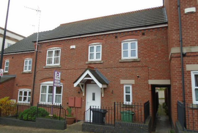 Front Of House of Hallam Fields Road, Leicester LE4