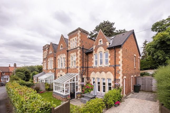 Thumbnail Semi-detached house for sale in Elbury House, Hornyold Road, Malvern, Worcestershire