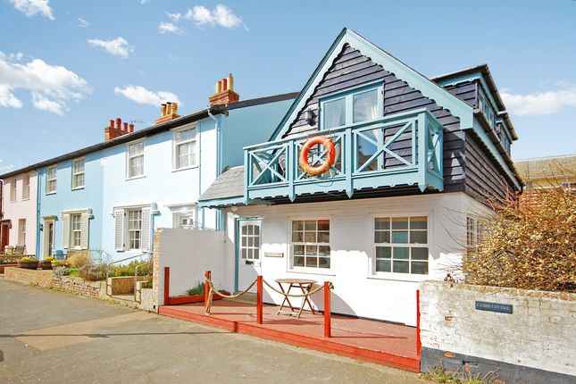 Thumbnail Cottage for sale in Crabbe Street, Aldeburgh