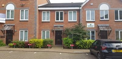 Thumbnail Office to let in Ground Floor, Kings Row, Armstrong Road, Maidstone, Kent