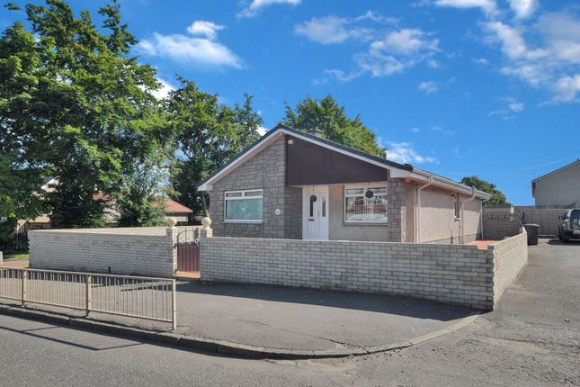 Thumbnail Bungalow for sale in Main Street, Overtown, Wishaw