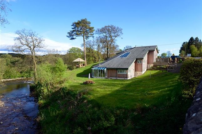 Thumbnail Detached house for sale in Newcastleton, Scottish Borders