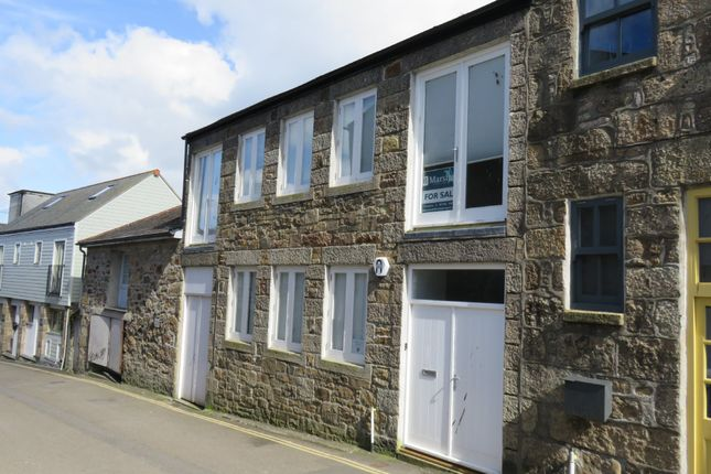 Thumbnail Town house for sale in Bread Street, Penzance