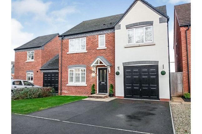 5 bed detached house for sale in Kings Court, Stourbridge Road, Bridgnorth WV15