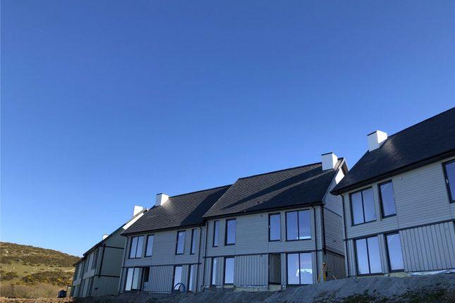Thumbnail Flat for sale in Plot 8, Pistyll, Gwynedd