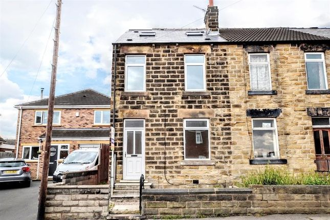 Thumbnail End terrace house for sale in Higham Common Road, Higham, Barnsley